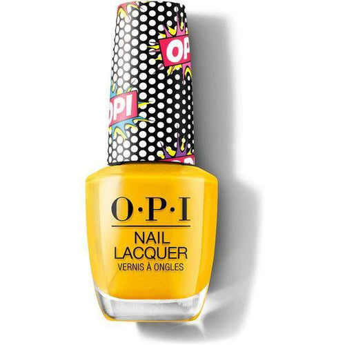 OPI Nail Lacquer - Hate To Burst Your Bubble 0.5 oz - #NLP48-Beyond Polish