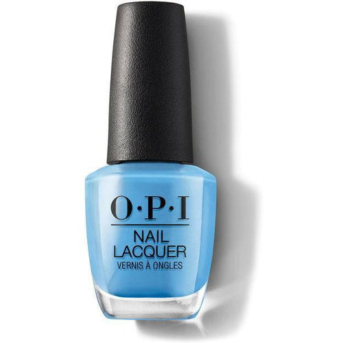 OPI Nail Lacquer - No Room for the Blues 0.5 oz - #NLB83-Beyond Polish