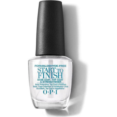 OPI Nail Lacquer - Start-to-Finish - FF-Beyond Polish