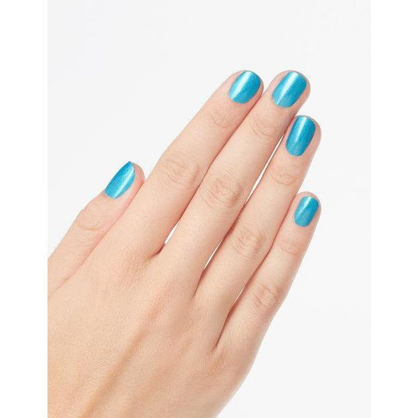 OPI Nail Lacquer - Teal the Cows Come Home 0.5 oz - #NLB54-Beyond Polish