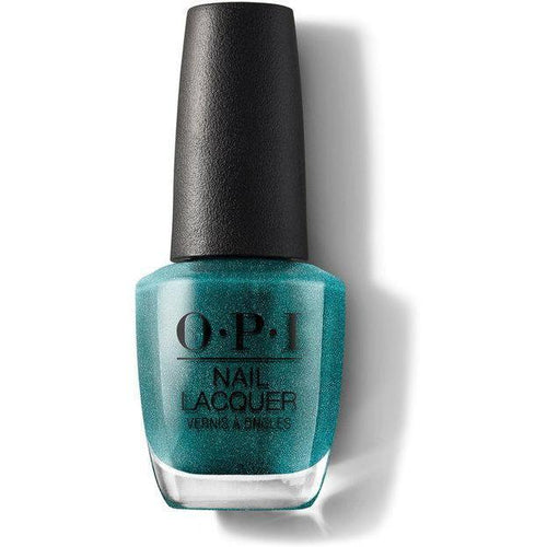 OPI Nail Lacquer - This Color's Making Waves 0.5 oz - #NLH74-Beyond Polish
