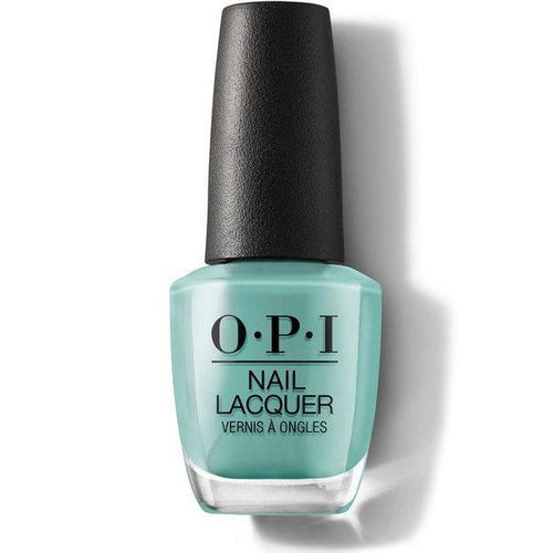 OPI Nail Lacquer - Verde Nice To Meet You 0.5 oz - #NLM84-Beyond Polish