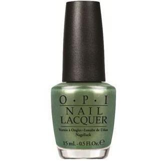 OPI Nail Lacquer - Visions of Georgia Green 0.5 oz - #NLC93-Beyond Polish