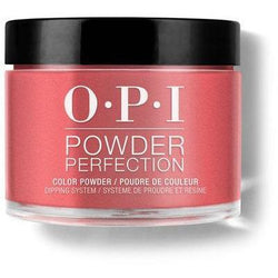 OPI Powder Perfection - Color So Hot It Berns 1.5 oz - #DPZ13-Beyond Polish