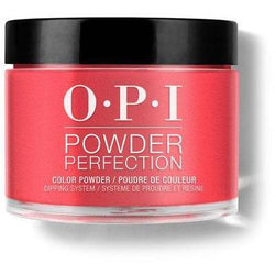OPI Powder Perfection - Red Hot Rio 1.5 oz - #DPA70-Beyond Polish