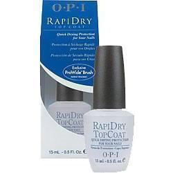 OPI Rapidry Top Coat 0.5 Oz-Beyond Polish