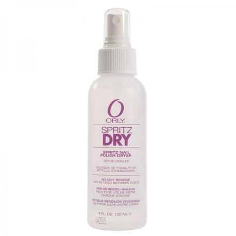 Orly Quick Dry - Spritz Dry 4 oz-Beyond Polish