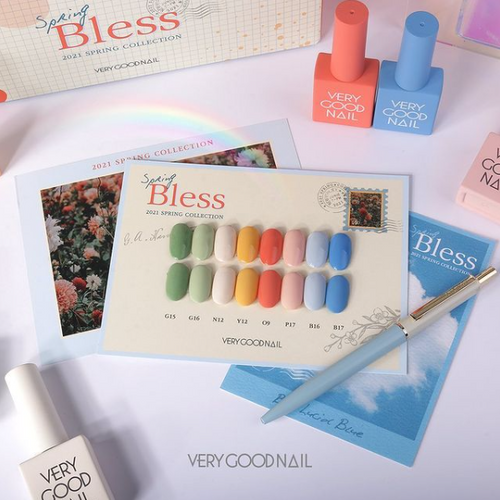 Very Good Nail - Bless 2021 Spring Collection