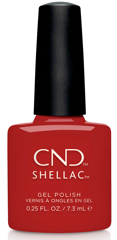 CND - Shellac Company Red (0.25 oz)