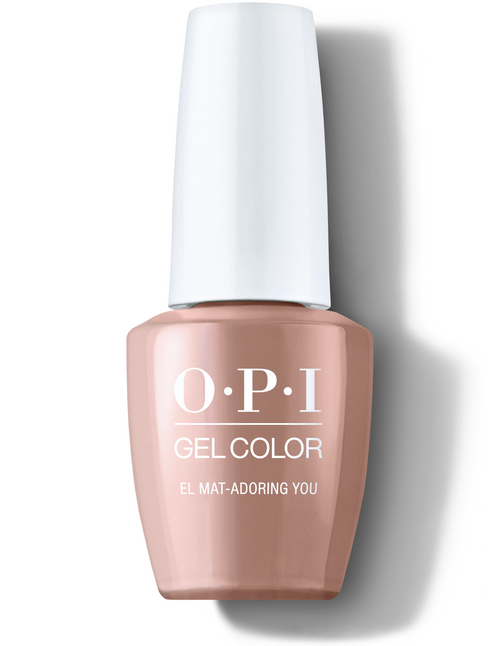OPI GelColor - El Mat-adoring You 0.5 oz - #GCN78
