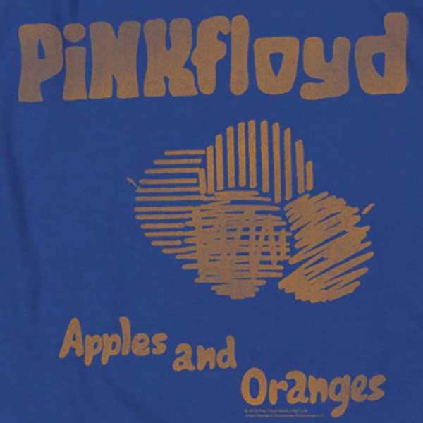PINK FLOYD Impressive T-Shirt, Apples & Oranges