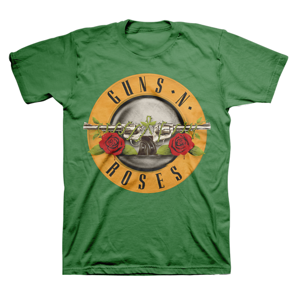 GUNS N'ROSES Top Notch T-Shirt, St. Patrick's Special Edition