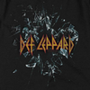 DEF LEPPARD Impressive T-Shirt, Broken Glass