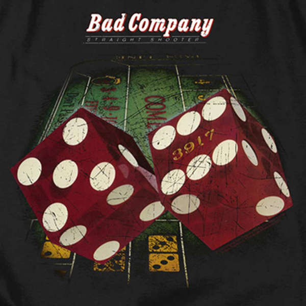BAD COMPANY Deluxe Sweatshirt, Straight Shooter