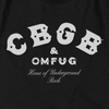 Women Exclusive CBGB T-Shirt, Classic Logo