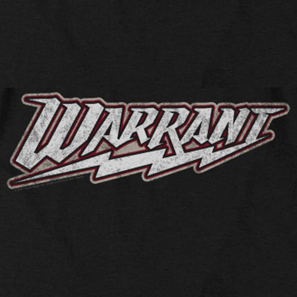 WARRANT Impressive Long Sleeve T-Shirt, Famous Logo