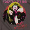 TWISTED SISTER Impressive T-Shirt, Stay Hungry