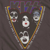 KISS Impressive Long Sleeve T-Shirt, Strutter