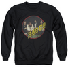 BAD COMPANY Deluxe Sweatshirt, Distressed Group Photo