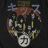 KISS Impressive Long Sleeve T-Shirt, Hotter in Japan