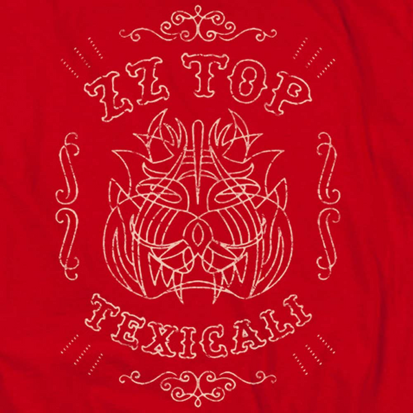 ZZ TOP Deluxe Sweatshirt, Texicali Demon