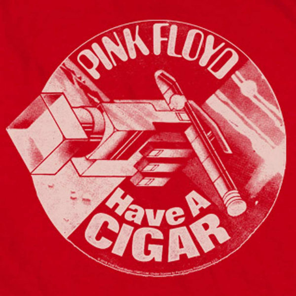 PINK FLOYD Deluxe Sweatshirt, Just A Cigar