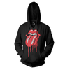 ROLLING STONES Top Notch Hoodie, Drippin Tongue