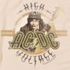 AC/DC Impressive T-Shirt, High Voltage