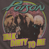 POISON Impressive Tank Top, Dirty Talk