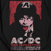 AC/DC Impressive Long Sleeve T-Shirt, High Voltage Tour
