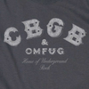 CBGB Deluxe Infant Snapsuit, Tattered Logo