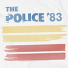 THE POLICE Impressive Long Sleeve T-Shirt, 83