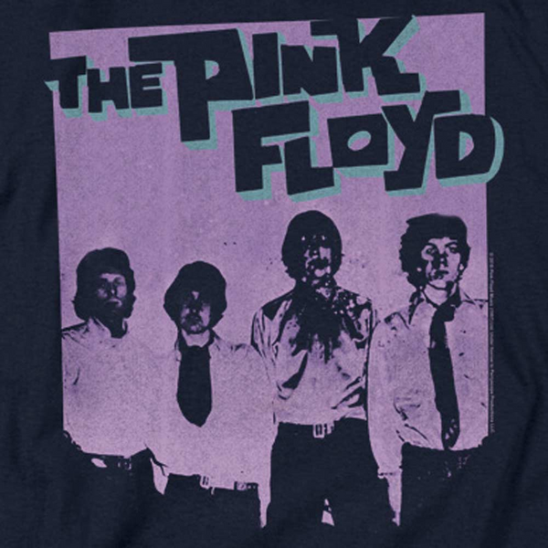 PINK FLOYD Impressive Long Sleeve T-Shirt, Paint Box