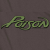 POISON Deluxe Infant Snapsuit, Logo