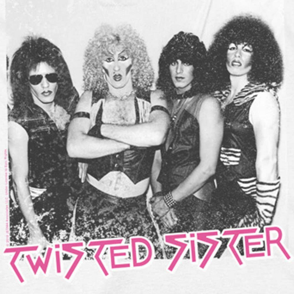 TWISTED SISTER Impressive T-Shirt, Group Photo
