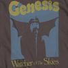 GENESIS Impressive Long Sleeve Charcoal T-Shirt, Watcher of The Skies
