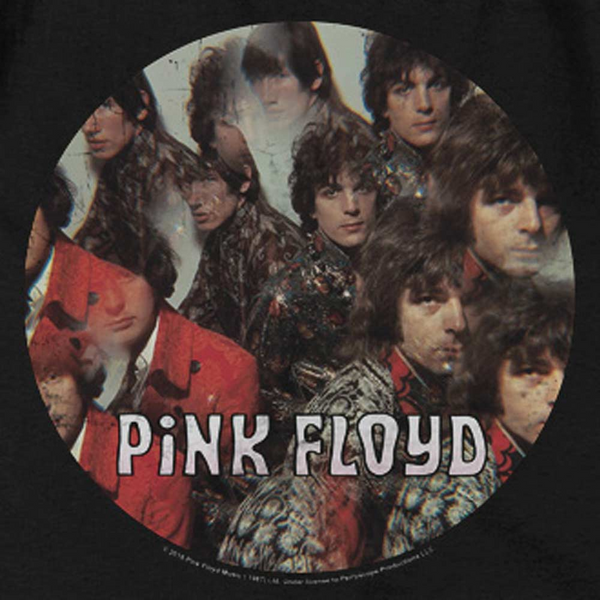 PINK FLOYD Impressive Long Sleeve T-Shirt, Piper