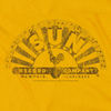 SUN RECORDS Deluxe Infant Snapsuit, Worn Logo
