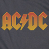 AC/DC Impressive Long Sleeve T-Shirt, Amazing Logo