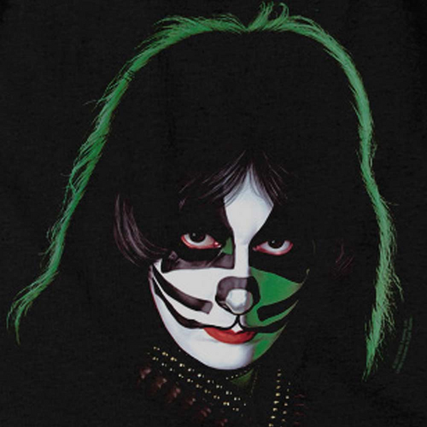 KISS Impressive Tank Top, Peter Criss