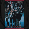 KISS Impressive Hoodie, The Spirit of '76
