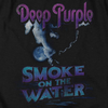 DEEP PURPLE Impressive Long Sleeve T-Shirt, Smokey Water