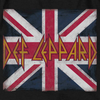 DEF LEPPARD Impressive Long Sleeve T-Shirt, Union Jack