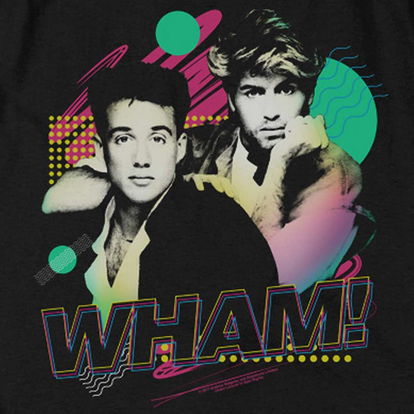 WHAM! Impressive Hoodie, The Edge of Heaven