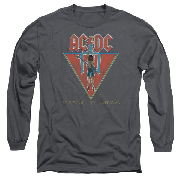 AC/DC Impressive Long Sleeve T-Shirt, Flick of the Switch