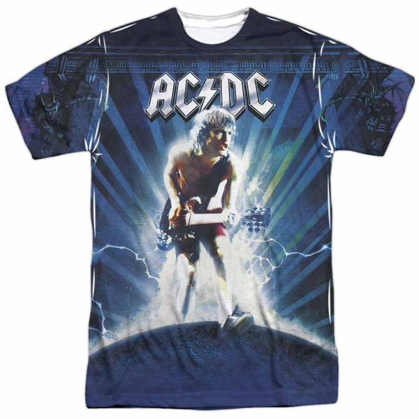 AC/DC Outstanding T-Shirt, Lightning Struck