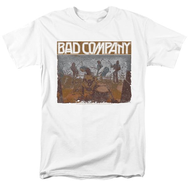 BAD COMPANY Impressive T-Shirt, Swan Song