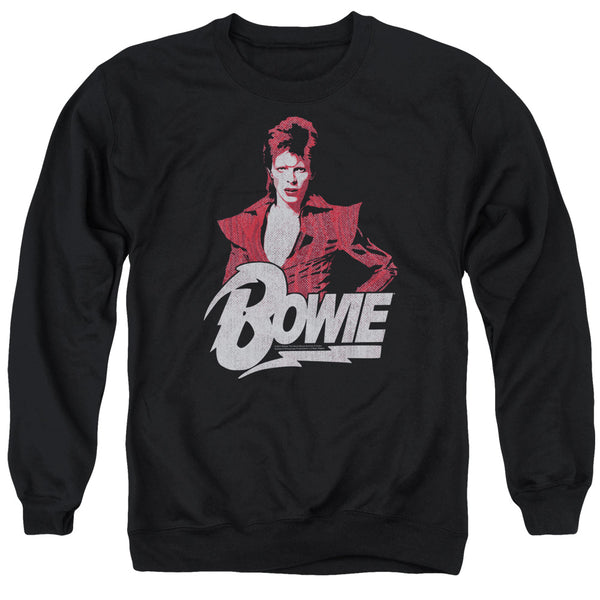 DAVID BOWIE Deluxe Sweatshirt, Diamond