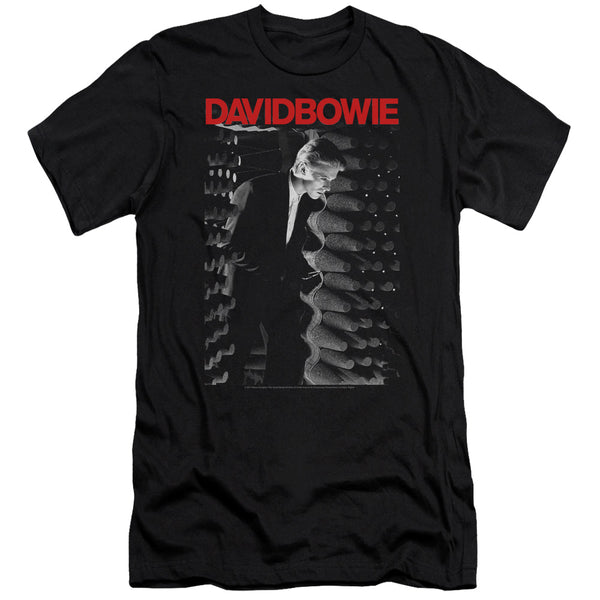 Premium DAVID BOWIE T-Shirt, Station to Station