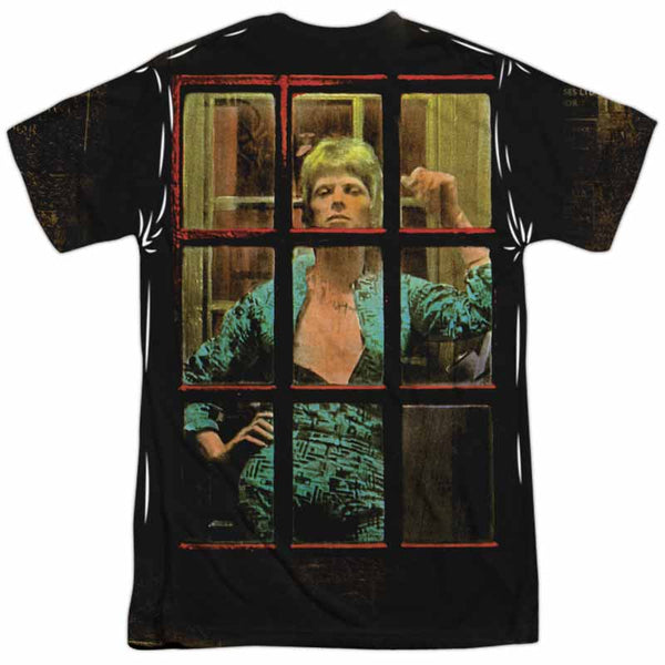 DAVID BOWIE Outstanding T-Shirt, Ziggy Stardust